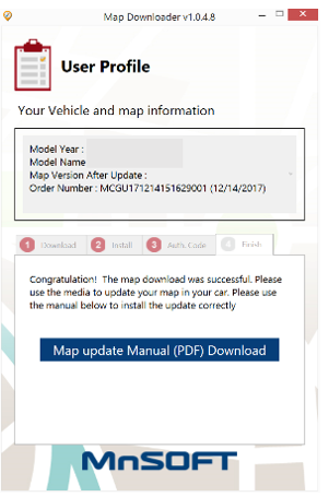How do I update my Multimedia and Navigation System with MapCare