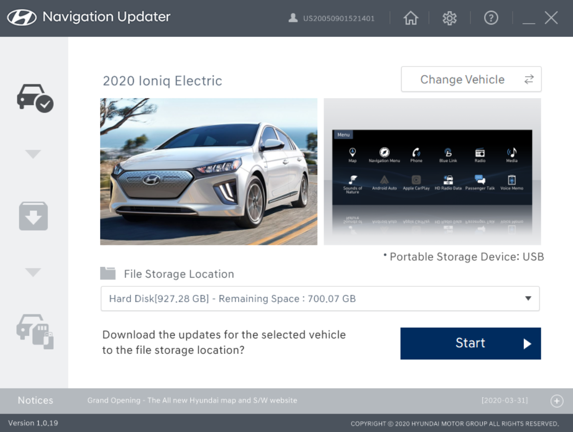 Does Hyundai Us Map Update Work In Canada Update your Hyundai vehicle with the latest map update