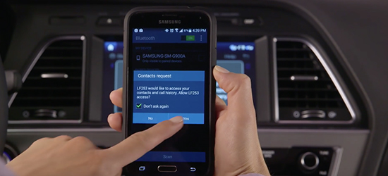 Getting Started with Android Auto | MyHyundai